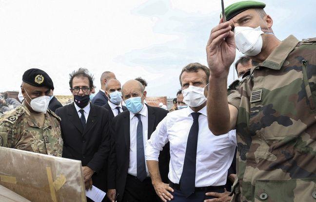 Irak: Première visite d'Emmanuel Macron ce mercredi pour soutenir les autorités de Bagdad