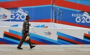 Saint-Pétersbourg est sur le pied de guerre pour recevoir jeudi les chefs d'État du G20, avec des mesures de sécurité exceptionnelles encadrant le sommet organisé dans un palais accessible seulement par la mer.