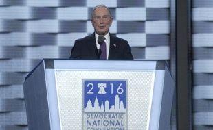 Michael Bloomberg, ici à la convention démocrate de 2016. (archives)