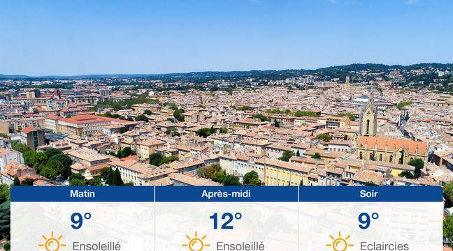 Météo Aix-en-Provence: Prévisions du mardi 12 novembre 2019 - 20minutes.fr