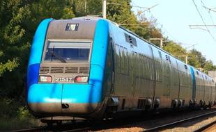 Un train régional des Pays de la Loire (illustration)
