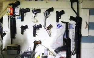 Plus de 1.000 arrestations, des milliers de confiscations de biens : le ministère de l'Intérieur italien a dévoilé les statistiques de la police anti-mafia au cours de sept derniers mois écoulés. (image d'illustration)