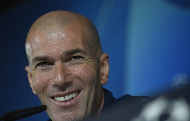 Ligue des champions: Le retour de Neymar, une «bonne nouvelle» pour Zinédine Zidane avant le choc Real Madrid-PSG