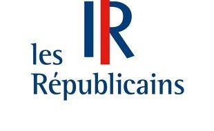Le logo du parti Les Républicains