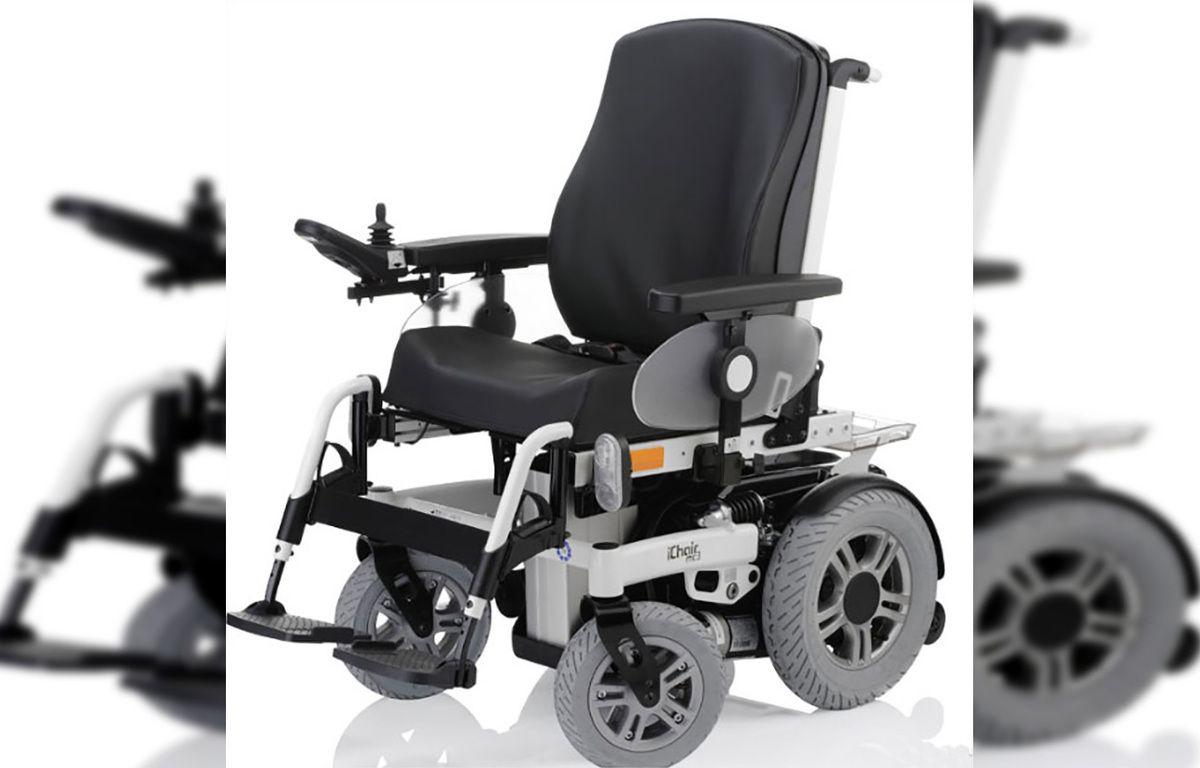 Lille : Il lance un appel après s'être fait voler son fauteuil roulant électrique