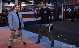 Jason Spencer a été piégé par Sacha Baron Cohen dans l'émission « Who is America ? »