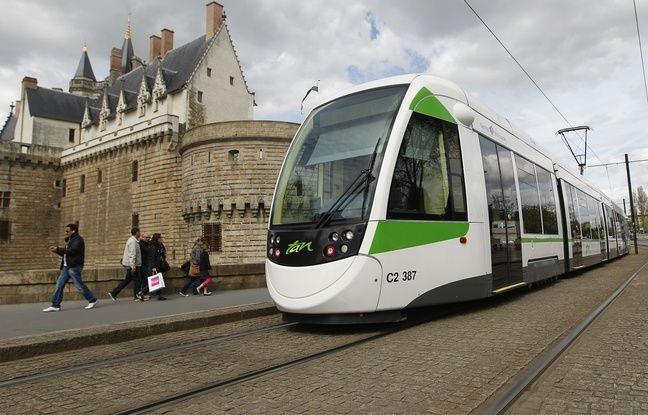 Nantes: Les transports coupés dans le centre jeudi matin en raison d'une nouvelle manif