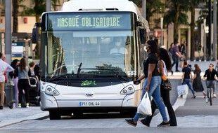 Un bus à Nantes (image d'illustration).
