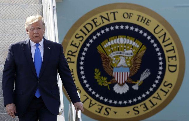 Chine: Quand une entreprise veut taper sur Trump à coups de marteau