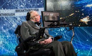 Le dernier article de Stephen Hawking sera publié prochainement.