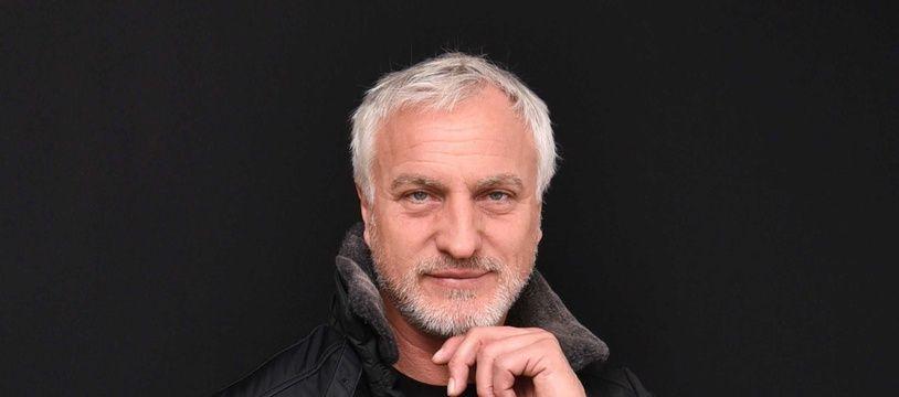 L'ancien footballeur et animateur David Ginola.