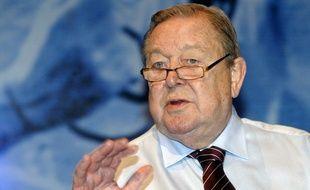 Lennart Johansson, ancien président de l'Union européenne du football de 1990 à 2007, est mort le 5 juin 2019.