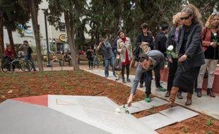 Une stèle à la mémoire des victimes homosexuelles du nazisme a été inaugurée vendredi dans le centre de Tel-Aviv en présence du maire de la ville et de l'ambassadeur d'Allemagne en Israël, a constaté un correspondant de l'AFP.