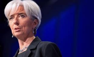 """La ministre française de l'Economie, Christine Lagarde, a confirmé lundi sur France Info qu'il n'y avait """"pas de demande d'aide"""" financière de l'Irlande à l'Union européenne pour résoudre ses difficultés budgétaires."""
