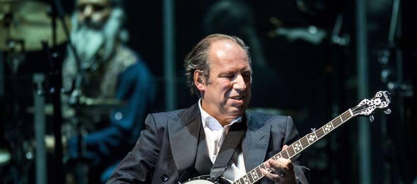 Hans Zimmer en concert à Budapest, le 11 mai 2016.