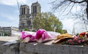 La cathédrale Notre-Dame de Paris est quasi-sauvée.