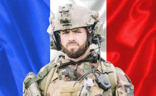 Le caporal-chef Maxime Blasco est mort lors d'une action contre un groupe terroriste au Mali le 24 septembre 2021.