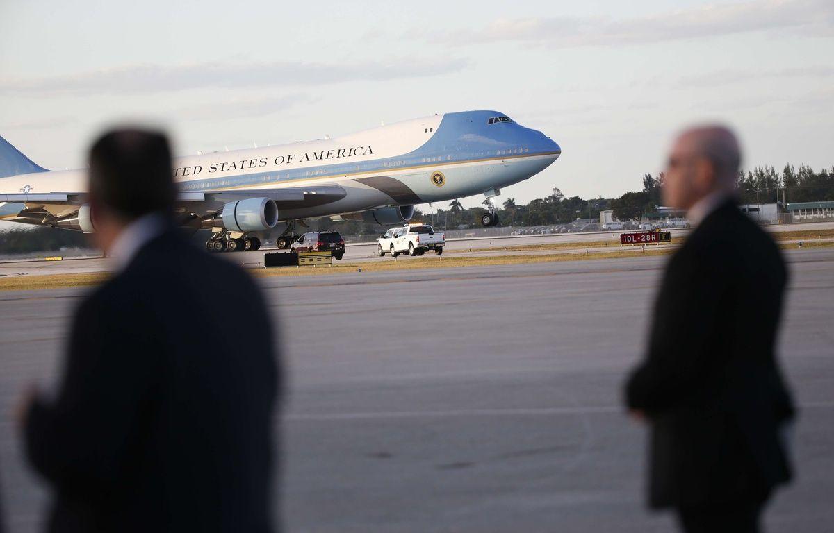 Illustration: des agents du Secret Service. –  Wilfredo Lee/AP/SIPA