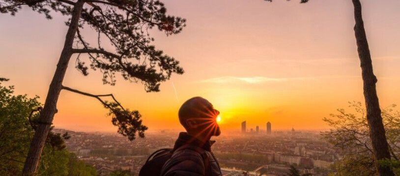 Stéphane Mignot est l'un des photographes amateurs, ambassadeurs de la ville de Lyon sur les réseaux sociaux.