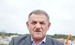 René Marratier, le 30 mars 2011.