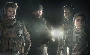 Le nouveau «Call of Duty: Modern Warfare» veut montrer le nouveau visage, ou plutôt les nouveaux visages de la guerre moderne