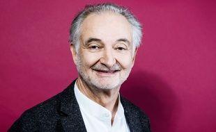 Jacques Attali, économiste, écrivain et haut fonctionnaire francais.