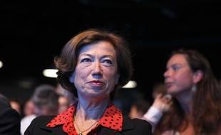 Anne-Marie Couderc a été choisie pour assurer la présidence d'Air France-KLM en attendant qu'une solution de long terme soit trouvée.