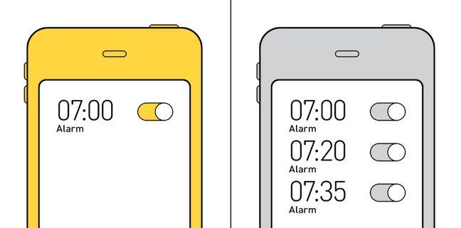 Le réveil smartphone vu par João Rocha