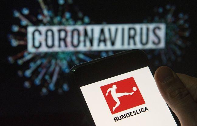 Coronavirus: Dix cas de Covid-19 parmi les clubs de première et deuxième divisions allemandes