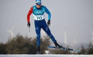 Déception pour l'équipe de France avec la cinquième place de Maurice Manificat sur le 15 km libre vendredi 16 février 2018 aux Jeux Olympiques de Pyeongchang.