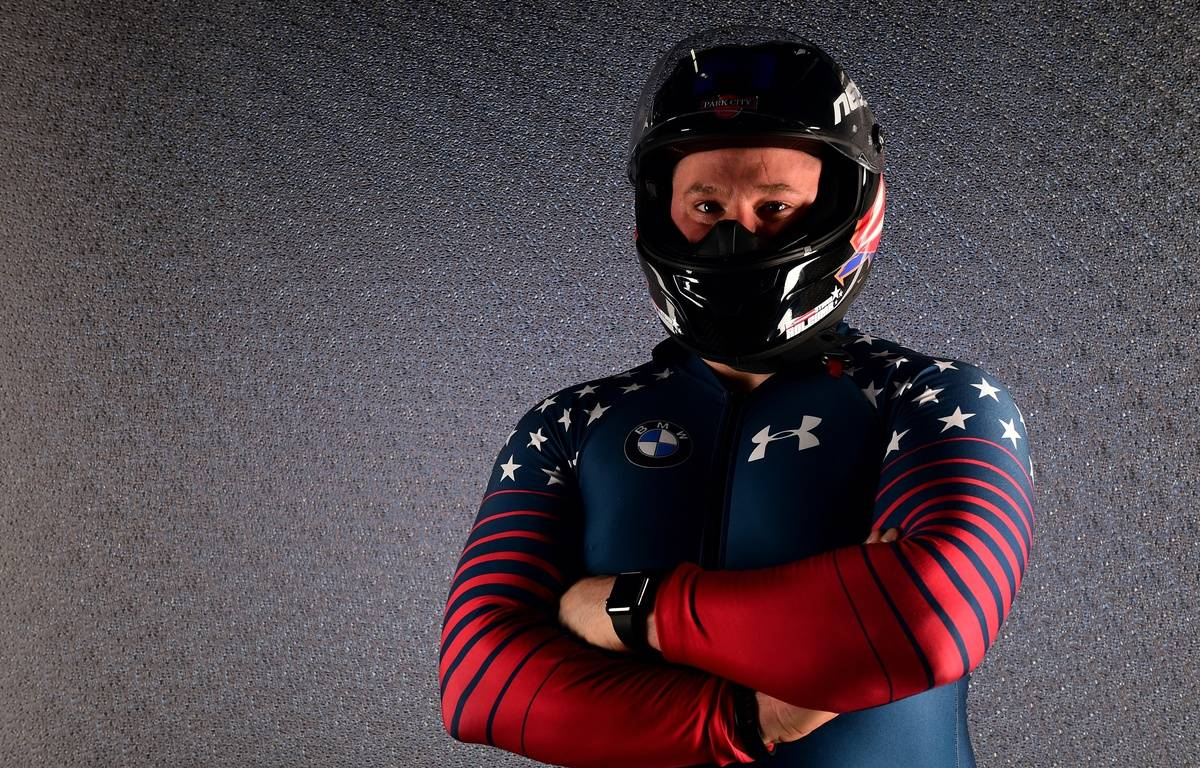 Steven Holcomb – Harry How / GETTY IMAGES NORTH AMERICA / AFP