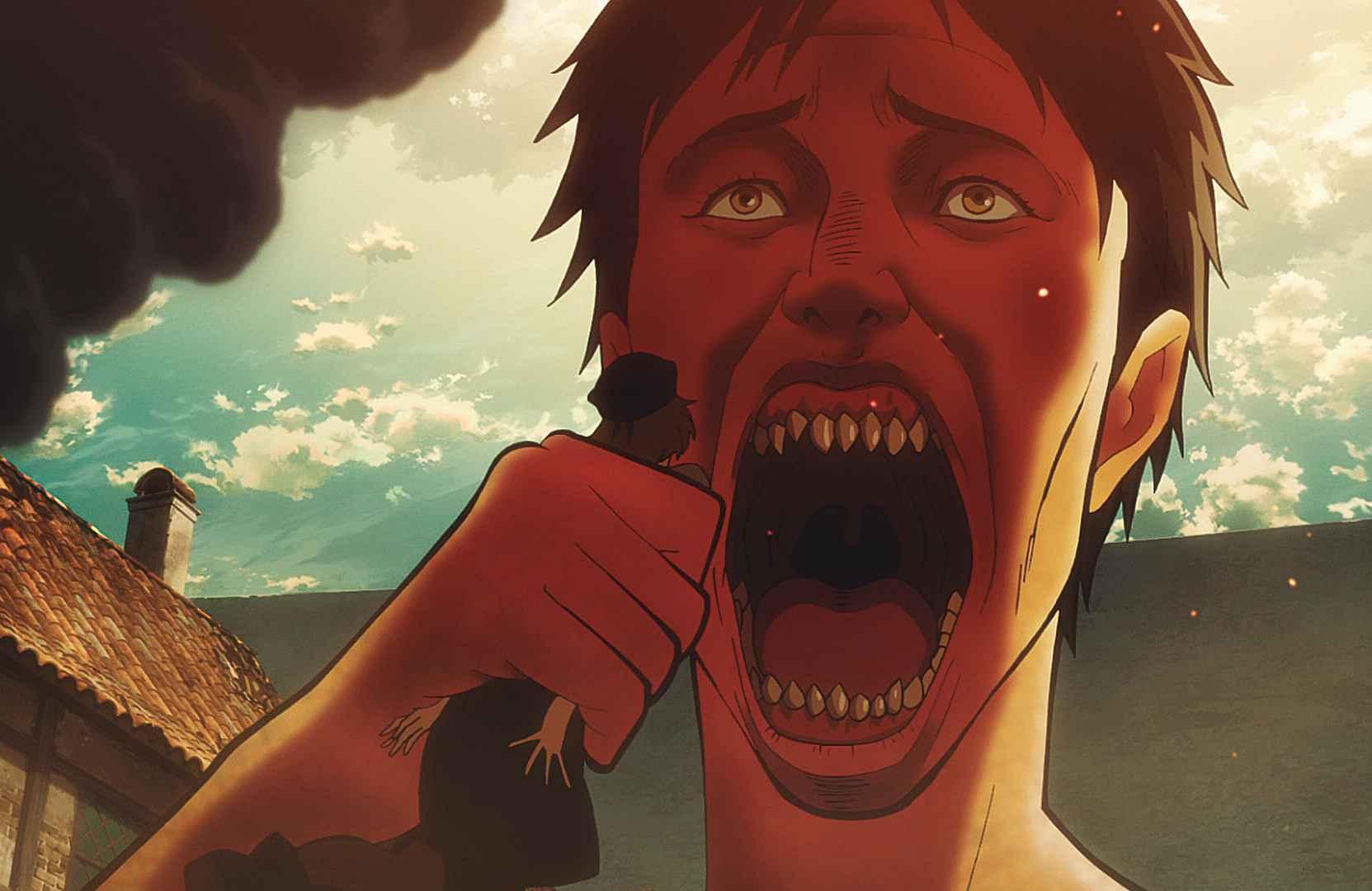 La série d'animation japonaise «L'Attaque des titans» débarque sur France 4