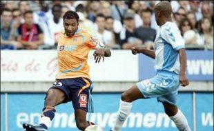 L'OM, désigné comme le challenger numéro 1 de Lyon (qui clôturera la première journée dimanche soir contre Auxerre), a bafouillé son football sur la pelouse du promu alsacien.