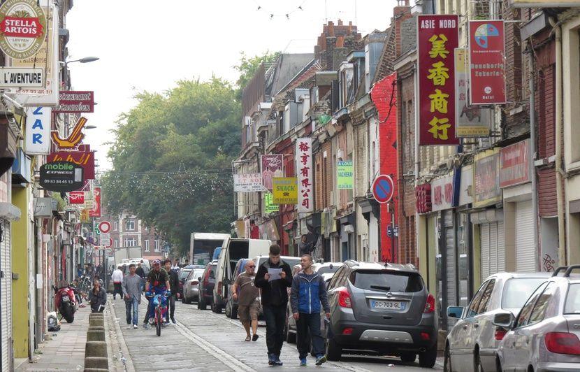 Chaussures Lille Jules Guesde Wazemmes Felix rue rue Lille WIYH9ED2