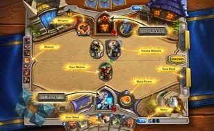 «Hearthstone: Heroes of Warcraft».