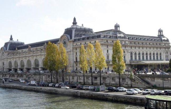 Le mus e d 39 orsay r cup re la statue de la libert du - Jardin du luxembourg statue de la liberte ...