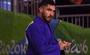 Le Français Pierre Duprat à Rio