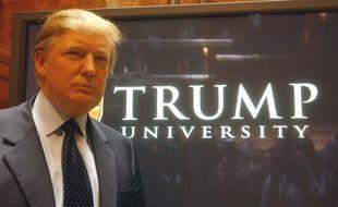 L'établissement Trump University a existé entre 2005 et 2010.