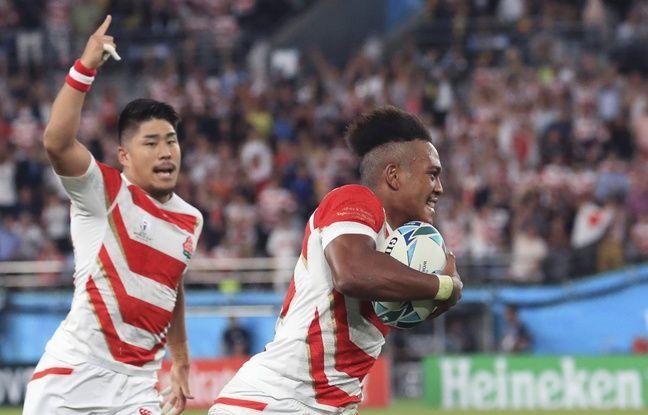 Japon - Ecosse / Coupe du monde de rugby EN DIRECT : Du jeu malgré le typhon? Les Brave Blossoms pour l'histoire
