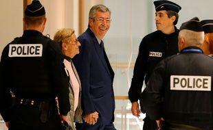 Le 13 septembre 2019, Paris. - Le maire de Levallois Patrick Balkany et son épouse et première adjointe Isabelle ont été condamnés à quatre et trois ans de prison ferme pour fraude fiscale.