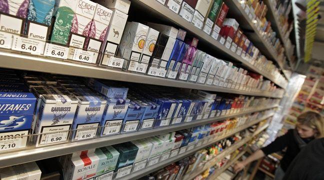 Video tabac le prix de certains paquets de cigarettes - Bureau de tabac ouvert le lundi ...