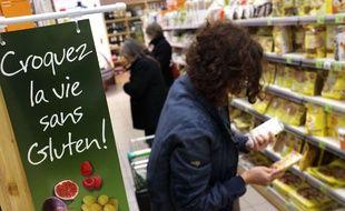 Pour les intolérants au gluten, le seul traitement, c'est d'adopter à vie un régime sans gluten.