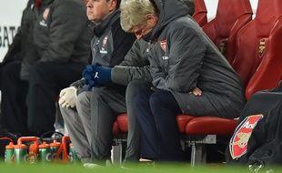 Arsène Wenger et Arsenal au plus bas après une nouvelle défaite contre Manchester City (3-0), le 1er mars 2018.