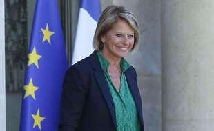 La ministre Brigitte Bourguignon, à l'Elysée le 7 juillet 2020.
