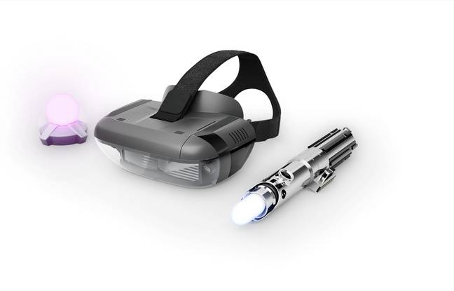 Attendu début 2018, le jeu Star Wars: Jedi Challenges permettra enfin de pouvoir se battre avec un sabre laser.