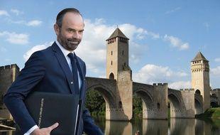 Edouard Philippe va passer deux nuits à Cahors, du 13 au 15 décembre 2017.
