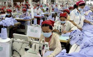 Les ouvrières du textile luttent pour survivre au Cambodge, où les conditions de travail se dégradent