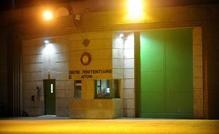 La prison d'Aïton en Savoie.