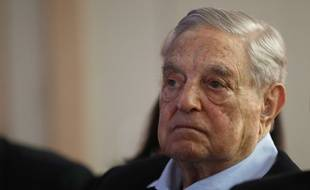 Le milliardaire américain George Soros en mai 2018.