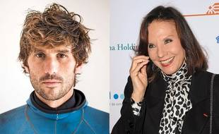 L'apnéiste Guillaume Néry et l'ex-animatrice Denise Fabre figurent sur les listes pour les élections municipales 2020à Nice